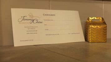 Cadeaubon Jimmy Chew 150€