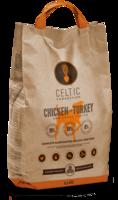 Celtic Connection kip met kalkoen & zoete aardappel 5,5KG