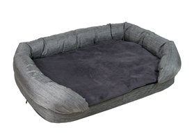 Zetel bed (Fantastic Elegance) grijs