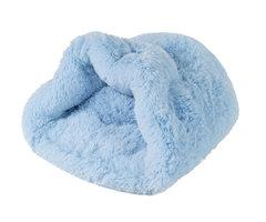 Cuddle bed Blauw