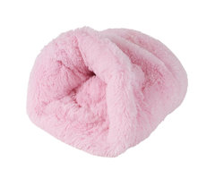 Cuddle bed roze