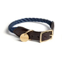 Found My Animal Collar Navy