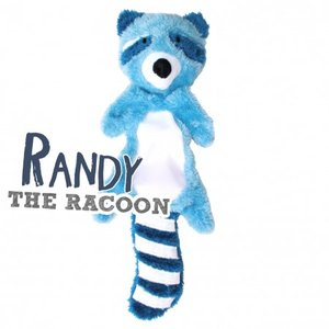 Beco Stuffing Racoon large