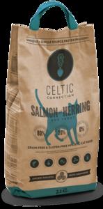 Celtic Connection zalm met haring en borrel 2,5 kg