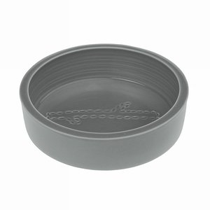 Stitch Stick Dog Bowl Grey - Mungo & Maud
